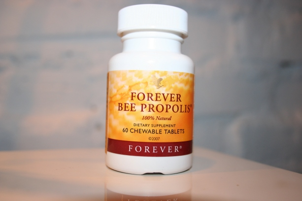 how to take forever bee propolis